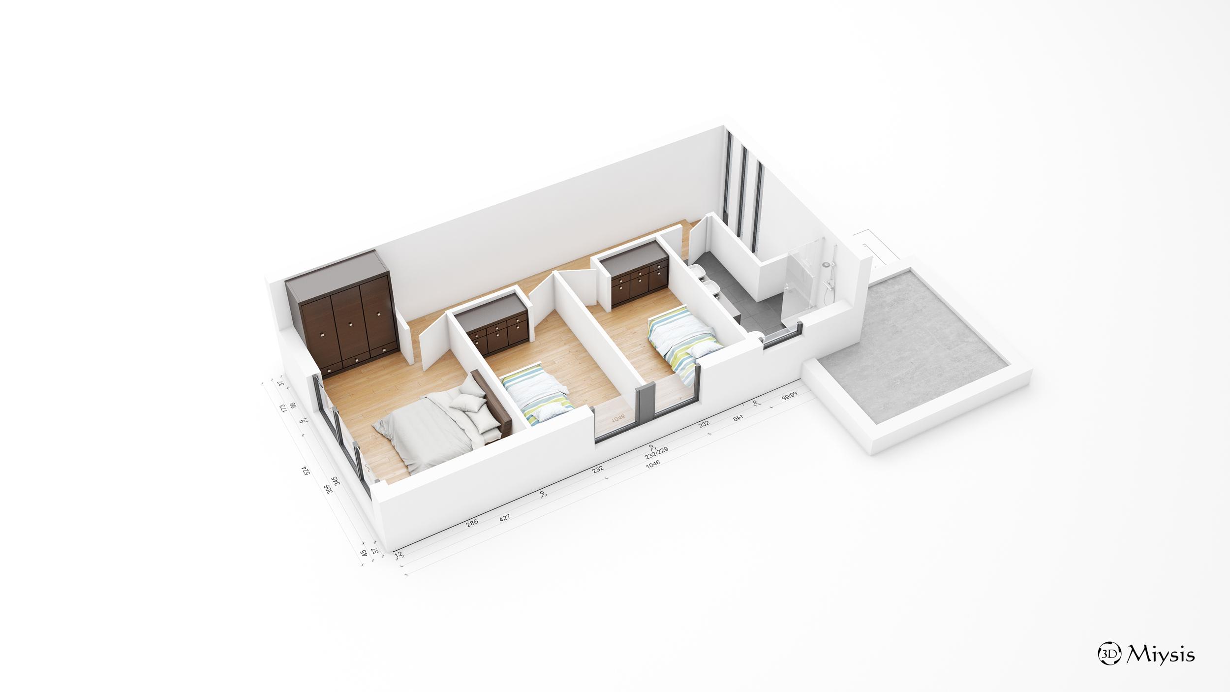 Immobilier concept rue du geer oreye 1er étage des maisons 1 2